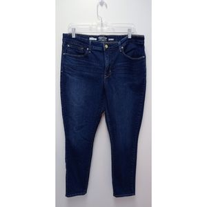 Signature Levi Strauss &Co Skinny Jeans Size 18